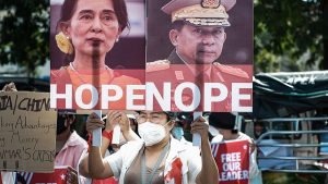 Medical Workers Targeted in Myanmar's Post-Coup Crisis