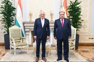 US Afghan Envoy Visits Uzbekistan, Tajikistan