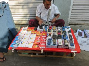 Under Military Rule, Myanmar Has Retreated to the Keypad Phone Age