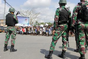 Conflict Resolution in Papua and the Label of Terrorism
