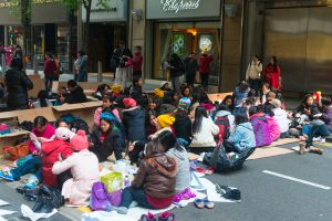 Hong Kong Domestic Workers Decry Mandatory COVID-19 Testing