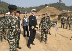 Nepal Restructures Its Army