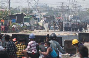 Myanmar Junta Labels Shadow Government 'Terrorists'