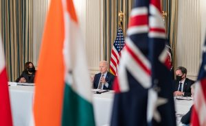 Biden's First 100 Days and India-U.S. Relations
