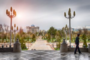 Young People, Social Media, and Urban Transformation of Dushanbe