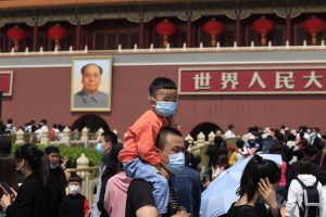 China's Population Is Peaking