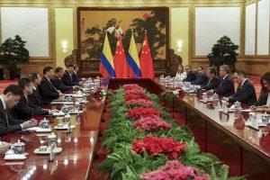 Colombia: China's New Amigo?