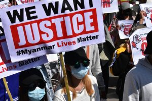 The Danger of Defending the Defenseless in Myanmar