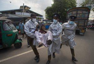 Sri Lanka: Where Generals Fight the Coronavirus, Food and Fuel Shortages