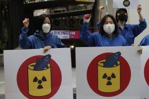 The International Brouhaha Over Fukushima Treated Water