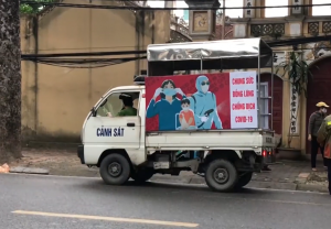 COVID-19 Continues to Spread in Vietnam's North