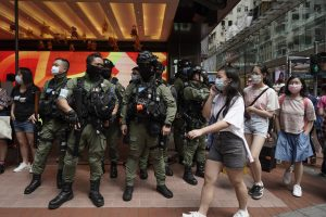 Hong Kong's New Police State