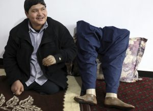 Afghan Forces Struggle, Demoralized, Rife With Corruption