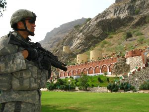 Taliban Warns Pakistan About Hosting US Military Bases