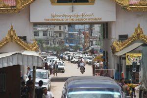 Myanmar's Neighborhood Relations After 100 days