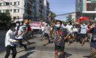 Can Sanctions Work in Myanmar?