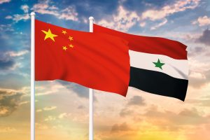 The Limits on China's Role in Syria