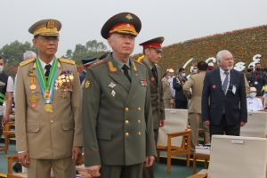 Russia Focuses on Arms Sales to 'Like-Minded' Generals in Myanmar
