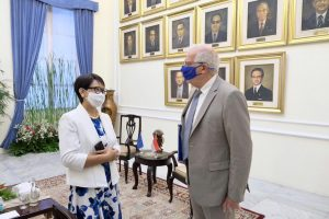 EU Diplomat Seeks Tighter Bond With Indonesia