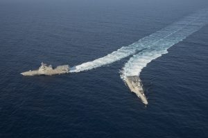 Pentagon's 2022 Budget Cuts Ships to Modernize