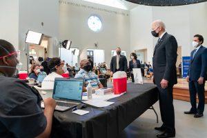 Biden Announces International COVID-19 Vaccine Sharing Plan