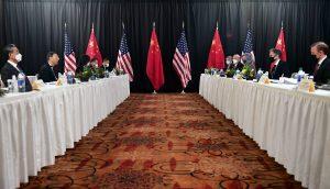 The Modern China-Russia-US Triangle