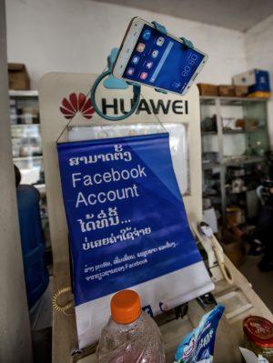 Laos Establishes Task Force to Police Social Media Platforms
