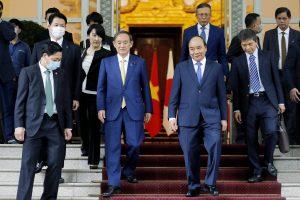 Keeping Strategic Anxieties at Bay: Growing Japan-Vietnam Bonhomie