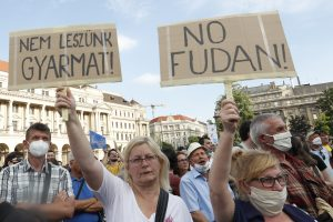 Hungarians Spurn Chinese-Backed University Campus