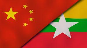 China Steps Toward De Facto Recognition of Myanmar's Junta