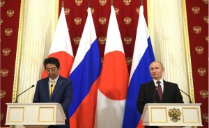 Could Russia and Japan Finally Find Peace in the Pacific?
