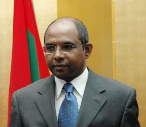 Maldives Foreign Minister Elected as UN Assembly President