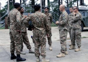 Don't Expect Pakistan to Host US Military Bases