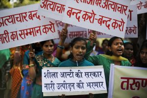 High-Profile Rape Trial Continues India's Sordid Tradition of Victim-Blaming