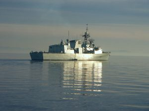 Look for an Increasingly Active Canada in the South China Sea