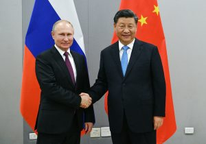 Good China-Russia Relations Are Here to Stay