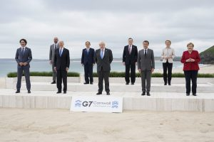 What the G-7 Summit in Cornwall Means for Asia
