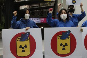 Fukushima: Depoliticizing the Release of Treated Water into the Ocean