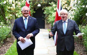 Australia, UK Reach Free Trade Deal