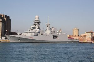 Indonesia Clinches Deal for 8 Italian-Made Frigates