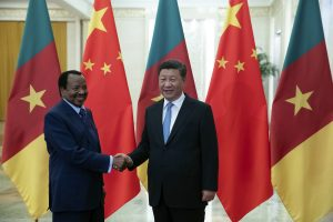 China's Role in Cameroon's Risk of Debt Distress