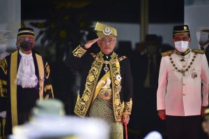 Malaysia's King Calls for the Reopening of Parliament