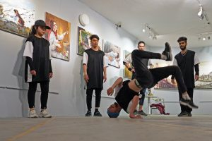 Breakdancing in Kabul: A Coping Mechanism for Generations Growing up in War