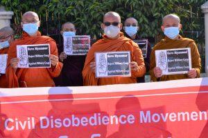 Life in Hiding: Myanmar's Civil Disobedience Movement
