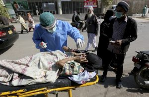 Why Isn't Pakistan's COVID-19 Death Rate Falling as Quickly as Infections?