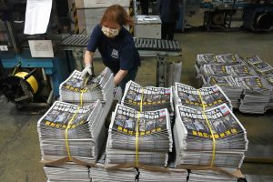 Hong Kong's Embattled Apple Daily to Close by Saturday