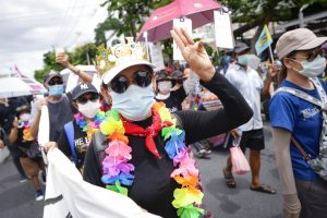 Thai Protesters Return to the Streets After 3-Month Hiatus