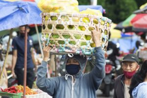 As Outbreak Spreads, Indonesia Notches New Daily COVID-19 Record