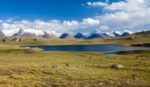Envisioning Central Asia's Green Recovery