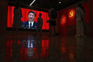 The Present in the Past: 100 Years of the Chinese Communist Party